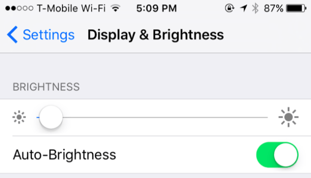 How to save battery life on IOS 10battery saver tips  (2)