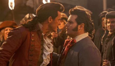 gay scene beauty and the beast
