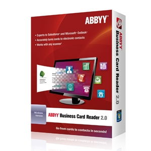 ABBYY Business Card Reader Discount