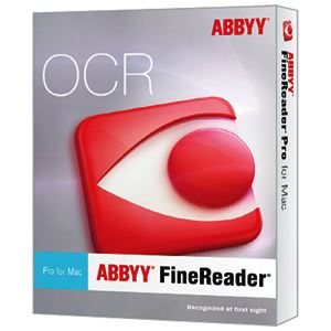 ABBYY FineReader Pro for Mac Discount