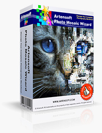 Artensoft Photo Mosaic Wizard Discount