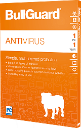 BullGuard Antivirus Discount