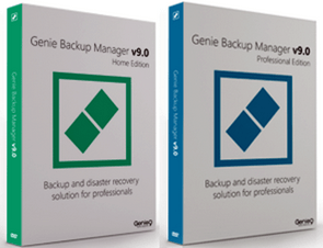 Genie Backup Manager Discount