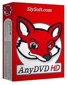 SlySoft AnyDVD HD Discount