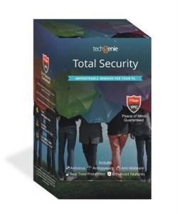 TechGenie Total Security Discount