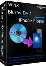 WinX DVD to iPhone Ripper Discount