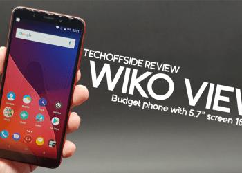 รีวิว Wiko View ราคา Review