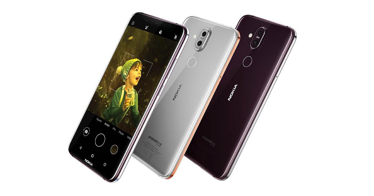 Nokia 8.1 ราคา Shopee Nokia ปรับราคาใหม่