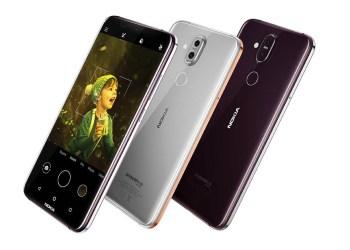 Nokia 8.1 ราคา Shopee