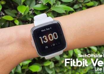 รีวิว Fitbit Versa Lite Edition