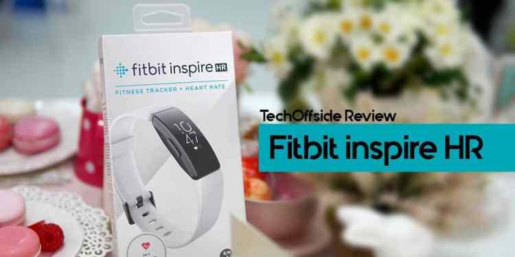รีวิว Fitbit Inspire HR