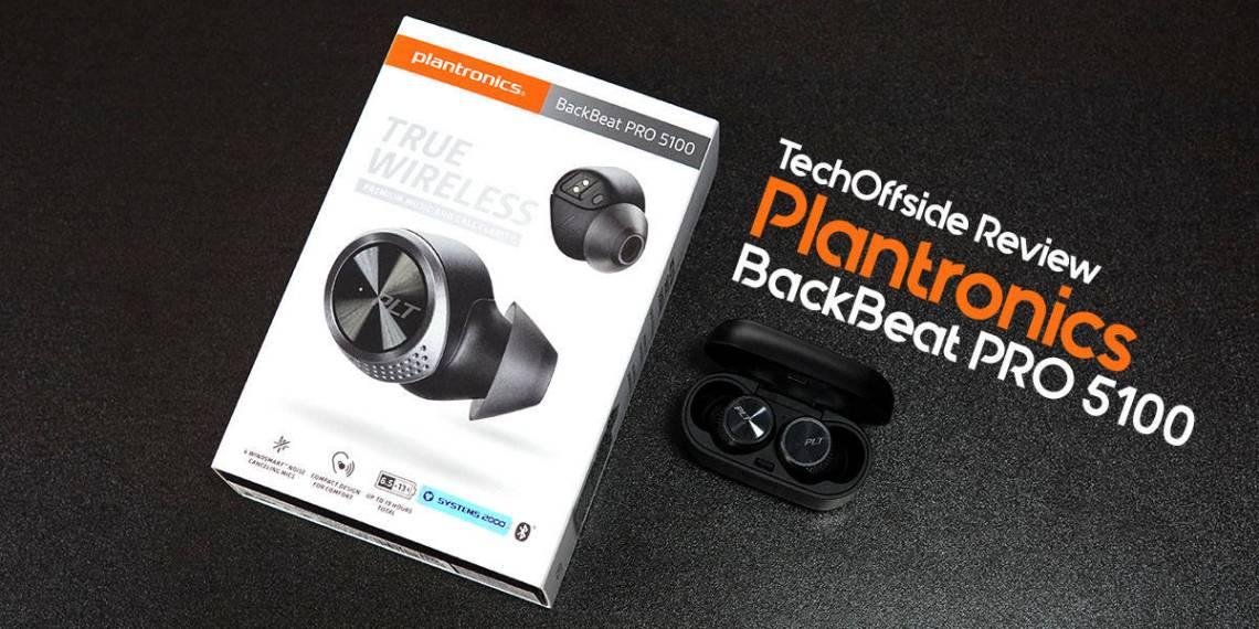 รีวิว Plantronics BackBeat Pro 5100