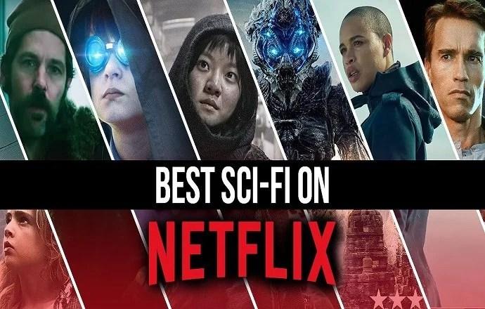 netflix sci-fi original series