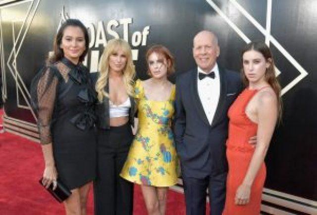 Bruce Willis Töchter