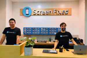 Screen Fixed Melbourne iPhone Repairs Store