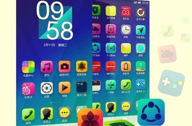Download Vibe UI Themes For Lenovo K3 K4 K5 Note