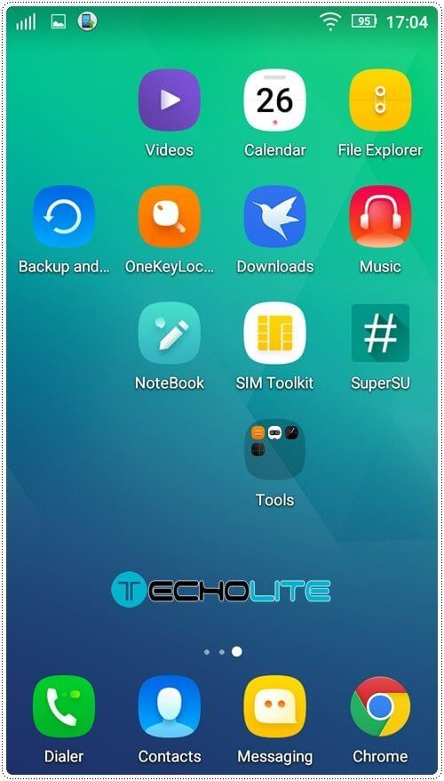 Coolpad Note 3 Lite Stock Rom