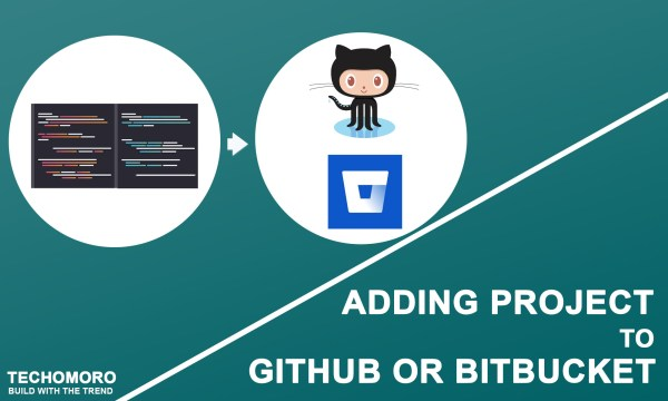 Adding an Existing Project to GitHub or Bitbucket