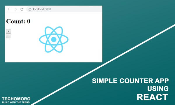How to Build a Simple Counter App in React