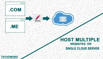 Host Multiple Websites on Single Cloud Server with Apache or