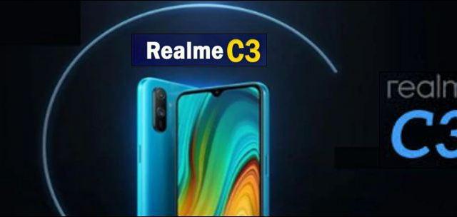 Realme C3 features