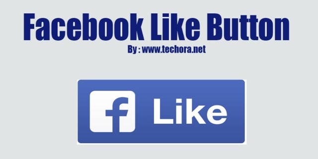image : How To Add Facebook Like Button Below Post Title