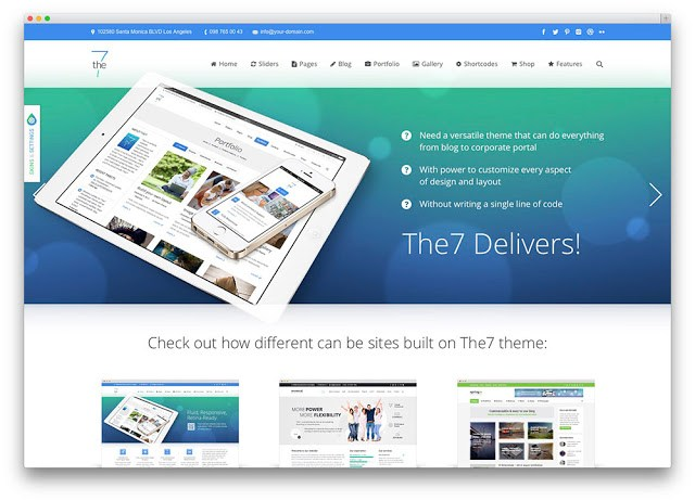 5 Most Popular Premium WordPress Themes of 2016