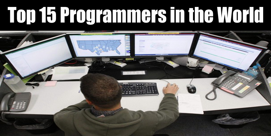 image: 15 Most Influential Top Programmers Who Changed the World