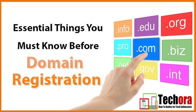 Image : 10 Tips & Things You Must Know Before Domain Registration