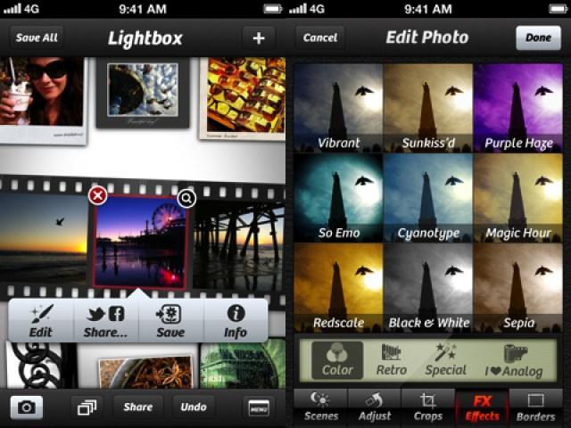 camera+ best iphone apps