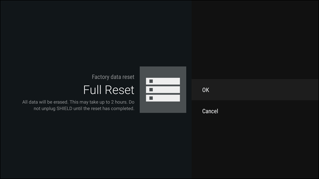 How To Factory Reset Your Android TV Easily ( Full Guide )