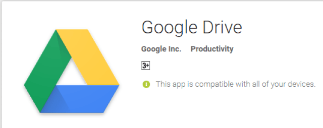 Free Google Drive Download For Android Phone
