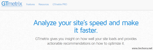 image of gtmetrix best seo tools for check speed test