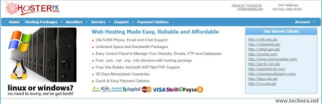 image of HosterPK best and cheap web hosting company in Pakistan