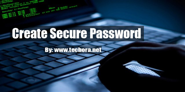 Image: How To Create Secure Password To Save Account From Hackers