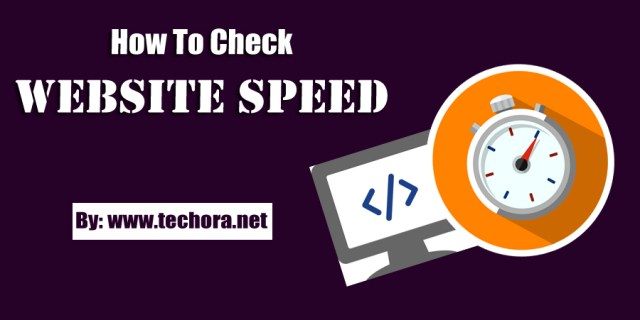 image about how to check website speed test and performance and improve it