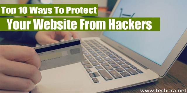 image : how to protect your website from hackers and spammers