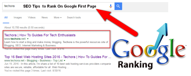 image : SEO Optimization Tips: How to Increase Website Google Page Ranking