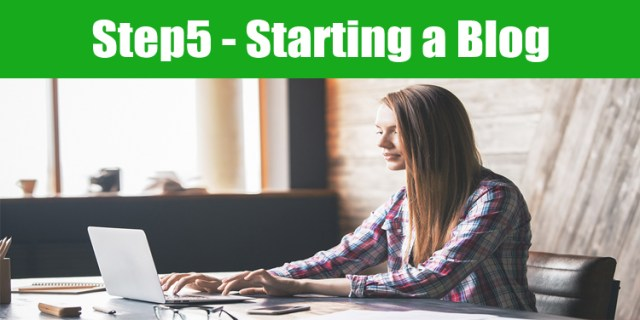 "image : How To ""Start a Blog"" Today – Make Money Blogging Guide for Beginner's"