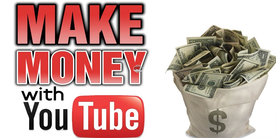 Image result for earn money from youtube
