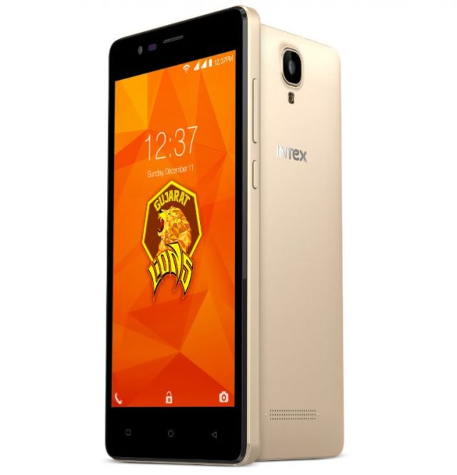 Intex Aqua Lions 4G specifications