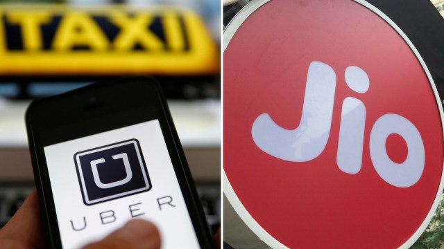 Coming soon: Reliance Jio Cabs to take on Ola and Uber