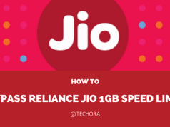 How to Bypass Reliance JIO 1GB Speed Limit Easily Until 31st March