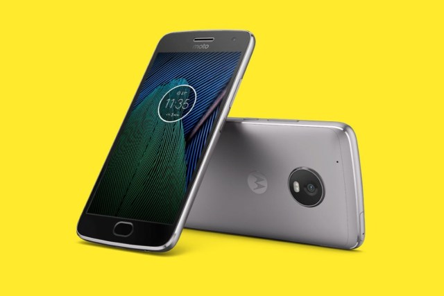 How to Take Screenshots on Moto G5 Plus