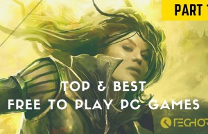 Top 5 Best Free to Play PC Games in 2017