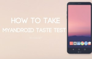 How to Take myAndroid Taste Test to Build Your Own Home Screen