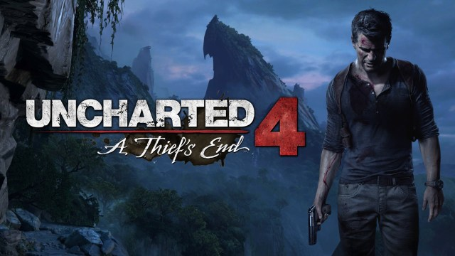 Uncharted 4, Uncharted 4 PS4 game