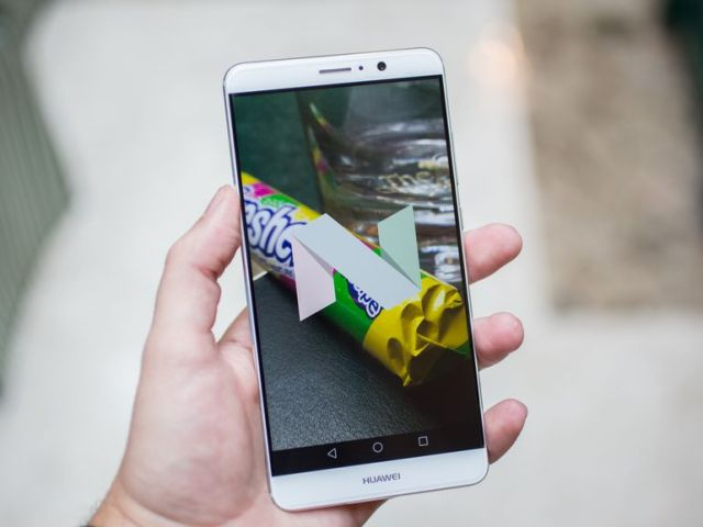 Download Huawei Mate 9 B172 Nougat Firmware Update [Asia Pacific]
