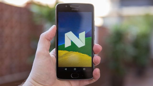 Moto G5 Initial Impressions and Details