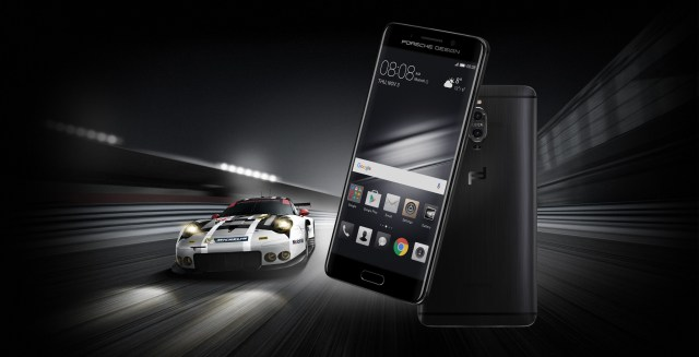 Huawei Mate 9 Porsche Design Stock Firmware